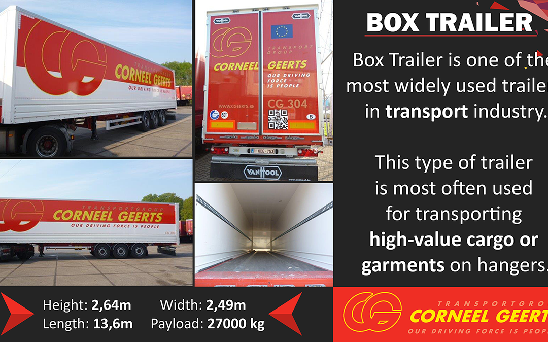 What Is Box Trailer
